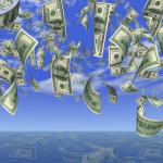 bigstockphoto_dollar_rain_1066110
